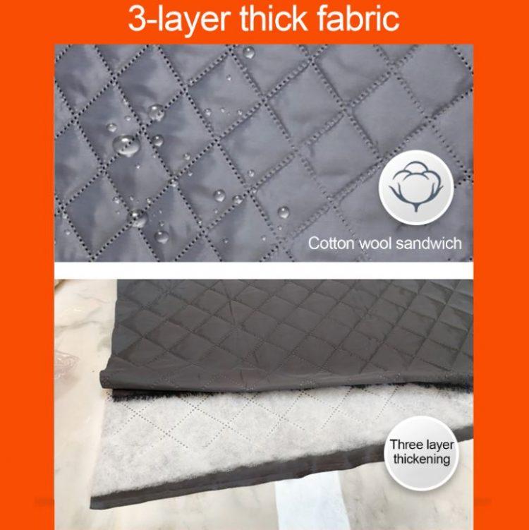 plastic stroller cover