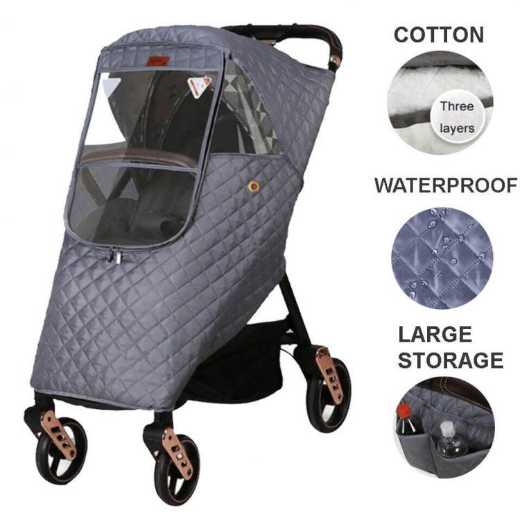 stroller cover for rain